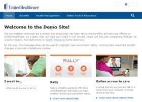 demo.welcometouhc.com