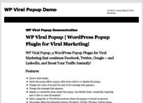 demo.wpviralpopup.com