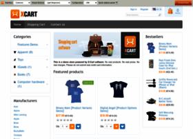demo.x-cart.com
