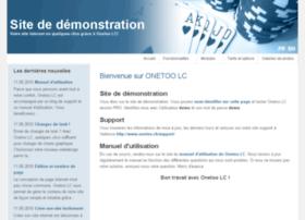 demo1.onetoo.ch