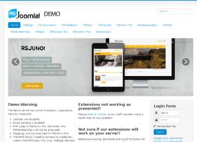 demo25.rsjoomla.com