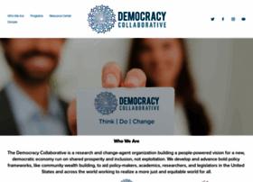 democracycollaborative.org