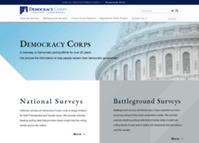 democracycorps.com