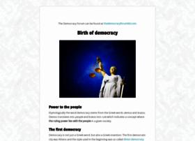 democracyforum.co.uk