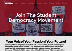 democracymatters.org