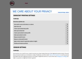 democratprinting.com
