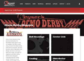 demoderbymasters.com