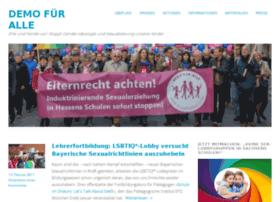 demofueralle.net
