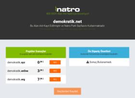demokratik.net