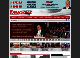 demokratmersin.com