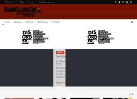 demoncleanerzine.com