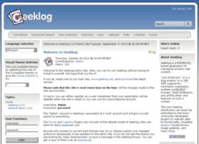demonext.geeklog.net