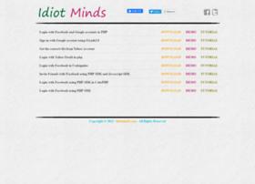 demos.idiotminds.com
