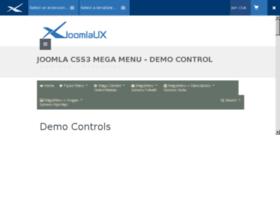demos.joomlaux.com