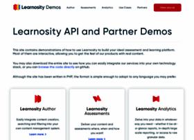 demos.learnosity.com