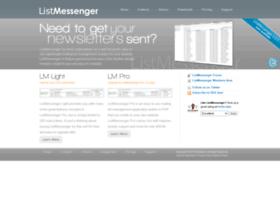 demos.listmessenger.com