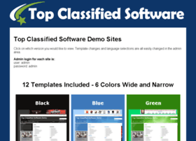 demos.topclassifiedsoftware.com