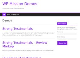 demos.wpmission.com