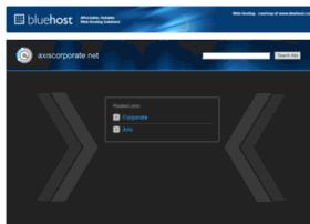 demow3.axiscorporate.net