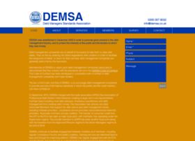 demsa.co.uk