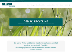 demski-recycling.de