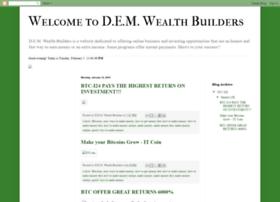 demwealthbuilders.blogspot.com