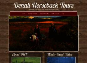 denalihorsebacktours.com