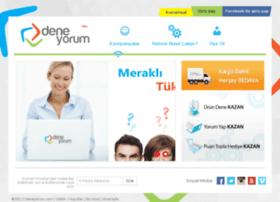 deneyorum.com