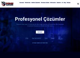 dengeelektronik.com.tr