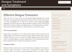 denguetreatment.net