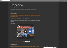 deniace.blogspot.co.id