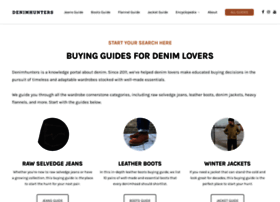 denimhunters.com