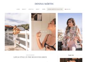 deninamartin.com