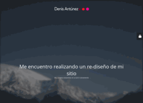 denisantunez.com