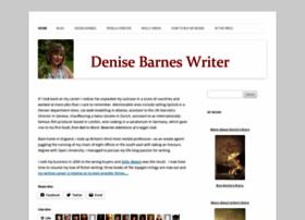 denisebarneswriter.com