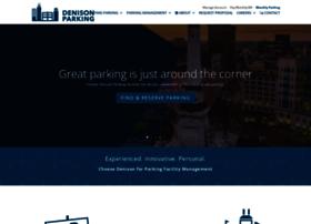 denisonparking.com
