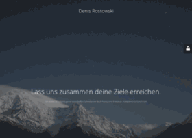 denisrostowski.com