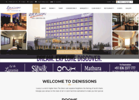 denissonshotel.com