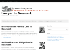 denmark-lawyer.com