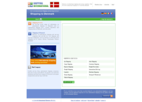 denmark.shipping-international.com