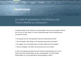 dennisbloete.de