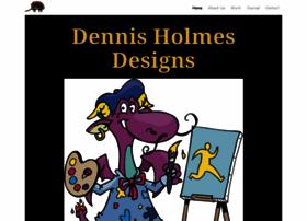 dennisholmesdesigns.com