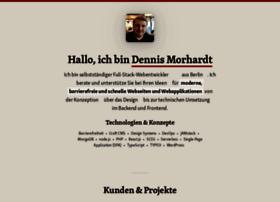 dennismorhardt.de