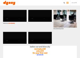 dennyhairdressing.com