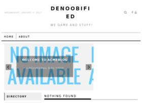 denoobified.com