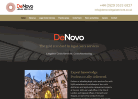denovolaw.co.uk
