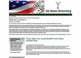 denovostrategy.com