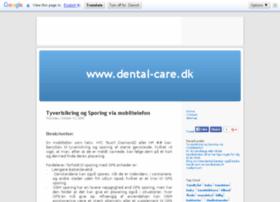 dental-care.dk