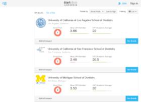 dental-schools.startclass.com