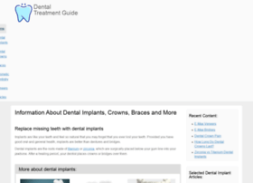 dental-treatment-guide.com